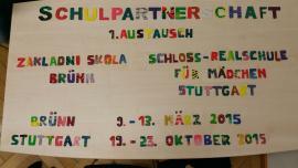 Schulpartnerschaft Základní škola und Schloss-Realschule für Mädchen