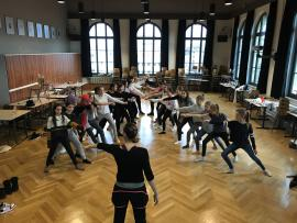 Workshop Romeo und Julia